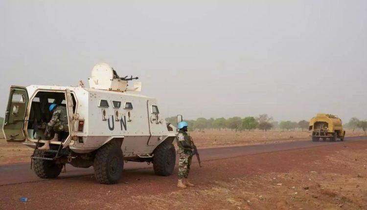 mort de quatre de ses casques bleus au Mali