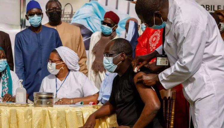 Campagne de vaccination anti Covid-19 au Sénégal