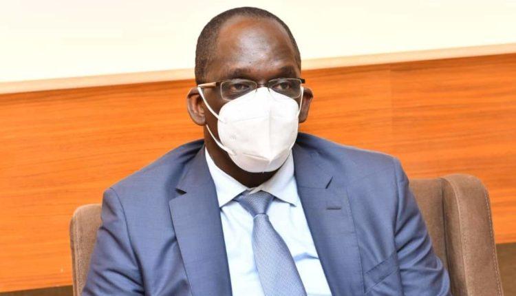 Abdoulaye Diouf Sarr - Ministre de la Santé