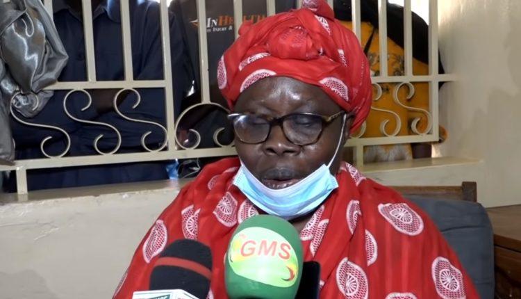 La maman de Ousmane Sonko se prononce