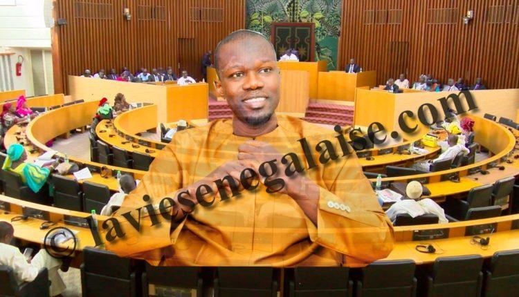 Levée de l'immunité parlementaire du député Ousmane Sonko