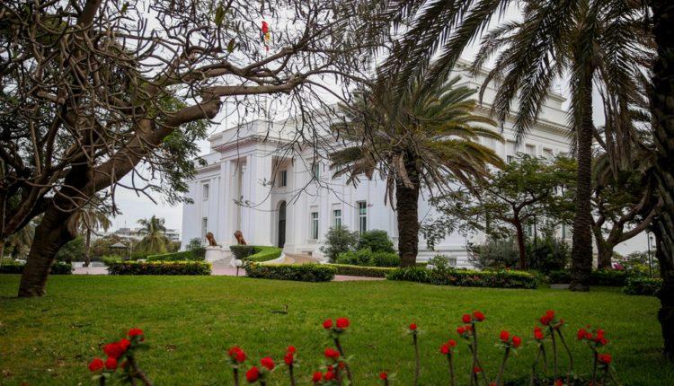 Palais du Sénégal