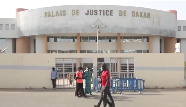 Tribunal de Dakar, Palais de justice de Dakar