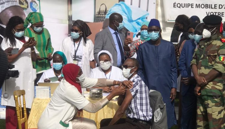 Vaccination au Sénégal