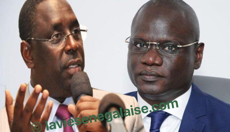 Abdourahmane Diouf et Macky Sall