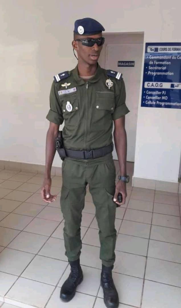 Capitaine Oumar Touré - Gendarmerie