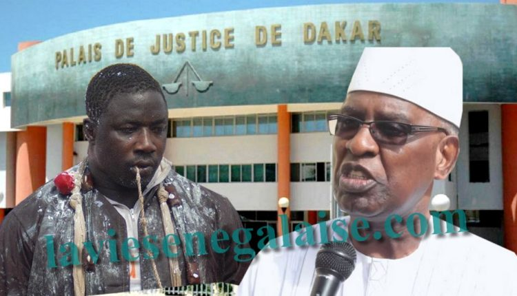 Gris Bordeaux annonce une plainte contre le ministre de la Justice Malick Sall