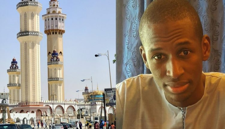 Le Capitaine de la Gendarmerie Oumar Touré rend hommage à la Ville Sainte de Touba