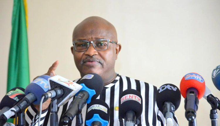 Le médiateur de la république Alioune Badara Cissé