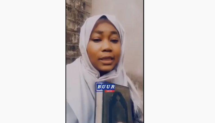 Ndèye Khady Ndiaye dément Adji Sarr et jure sur le saint Coran
