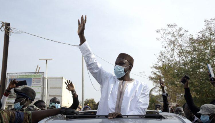 Ousmane Sonko arrêté et placé en garde à vue