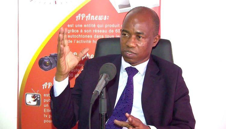 Souleymane Teliko - Président de l'Ums