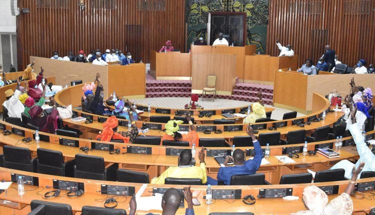 Assemblée Nationale du Sénégal