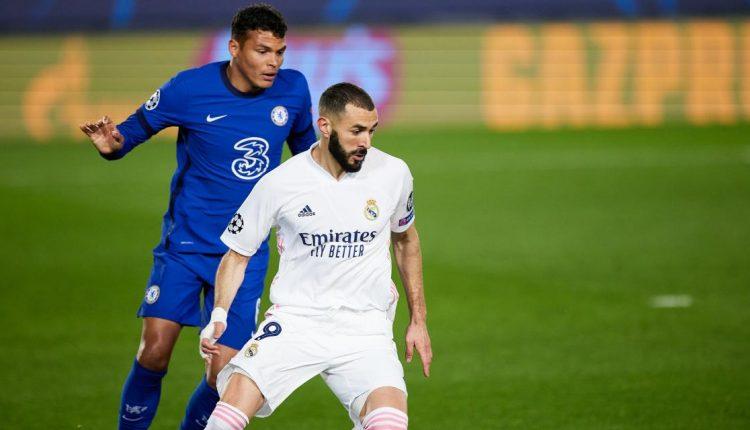 Foot - Real Madrid et Chelsea se quittent sur le score de 1-1
