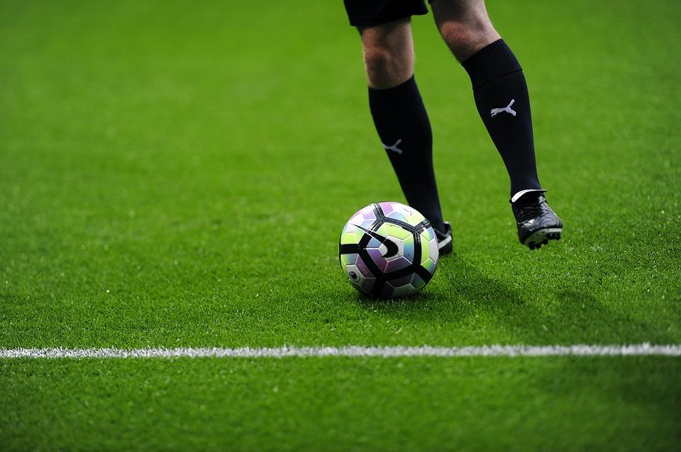 Football - Photo par KelvinStuttard, CC0