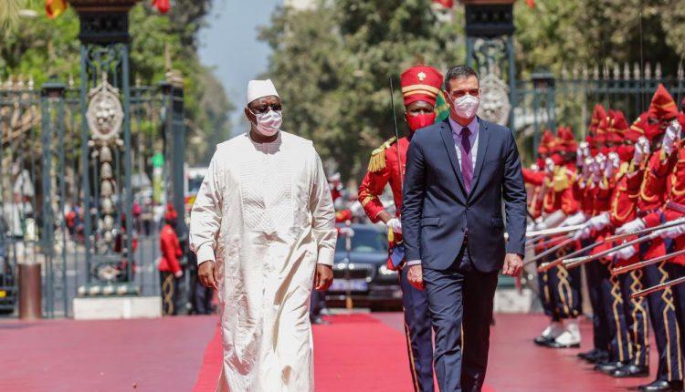 Macky Sall et Pedro Sánchez - Président du Gouvernement espagnol - La Vie Senegalaise