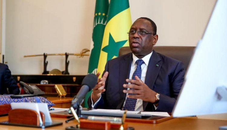 Macky Sall insiste sur la nécessité de relancer l'économie africaine