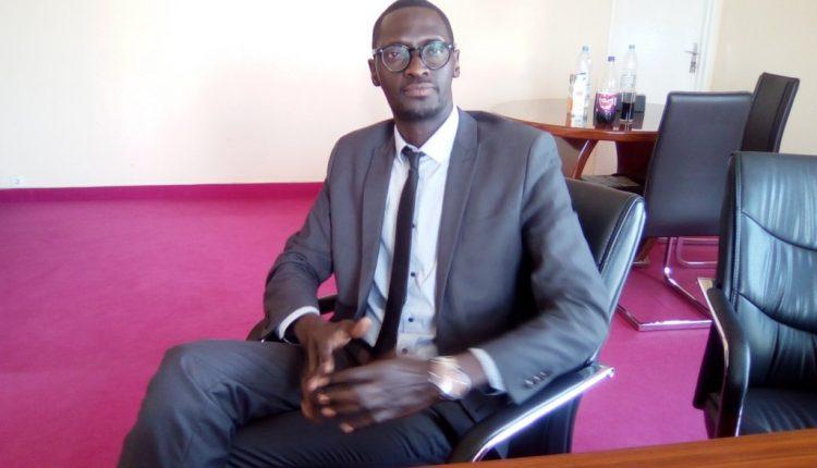 Me Abdoulaye, président de l'Union Socialiste Libérale