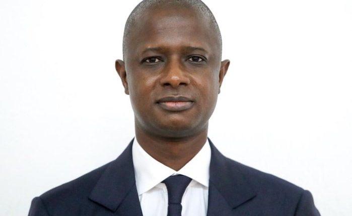 Ministre de l'Intérieur Antoine Diome - laviesenegalaise