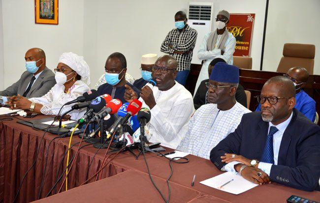 Opposition Sénégalaise - La Vie Senegalaise