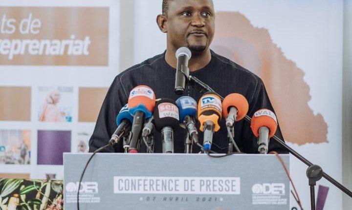 Papa Amadou Sarr - DER - Délégation générale à l'Entrepreneuriat Rapide des Femmes et des Jeunes