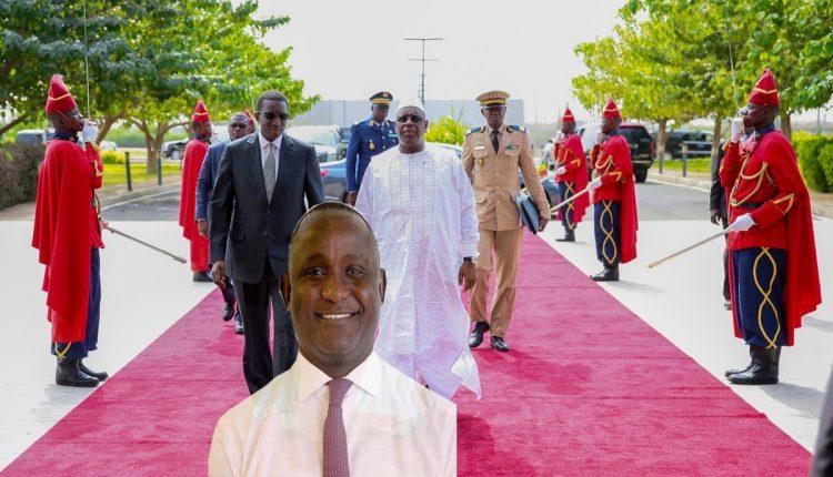 Pape Amadou Sarr, DER, Amadou Ba et Macky Sall