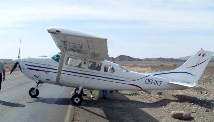 Un aéronef qui survolait la région de Ziguinchor immobilisé