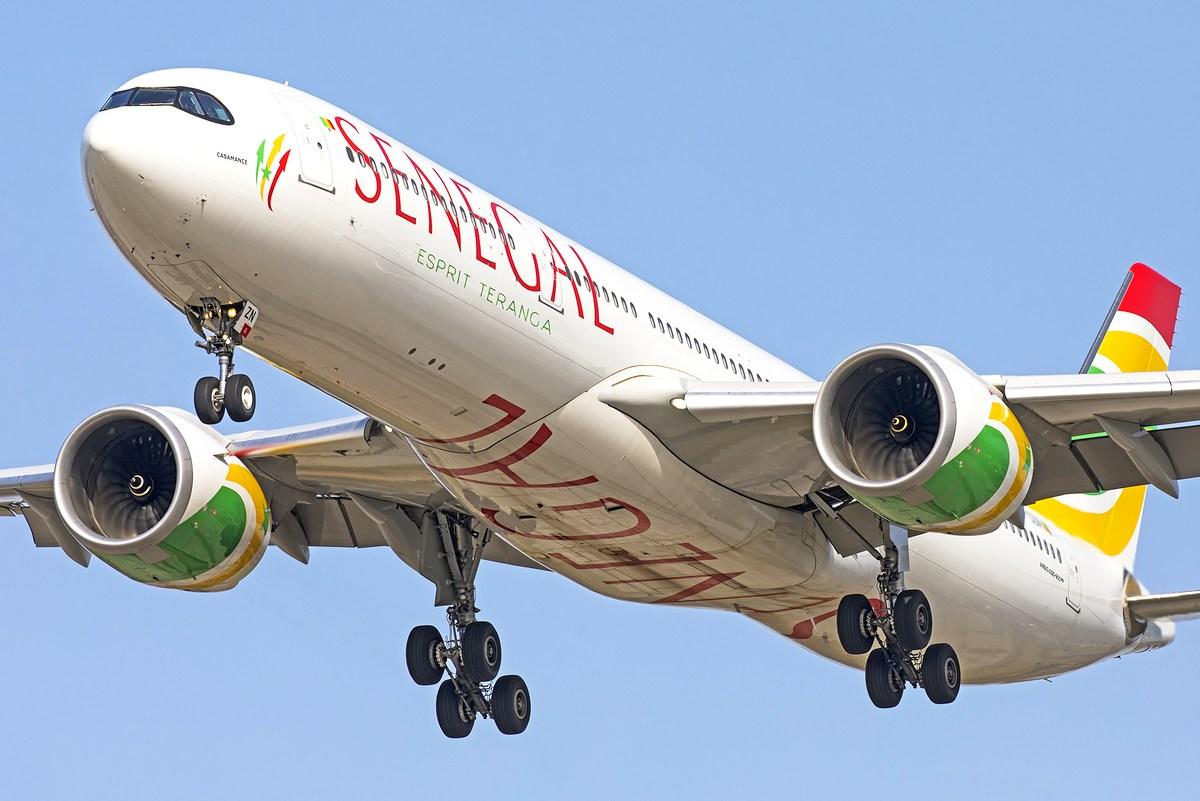 Air Sénégal va relier Washington via New York