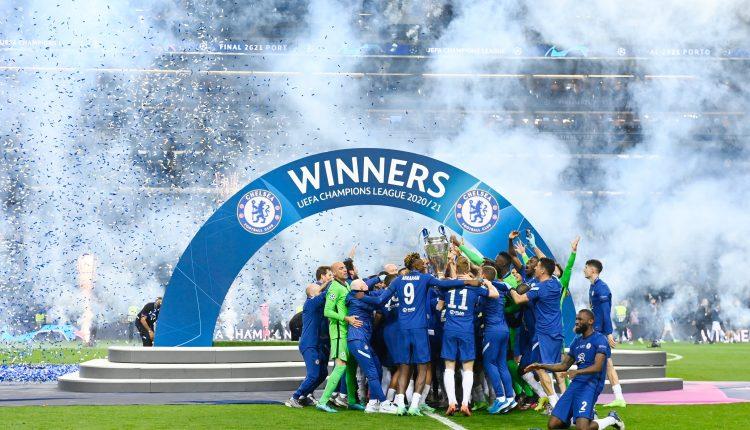 Chelsea, vainqueur de la Ligue des champions