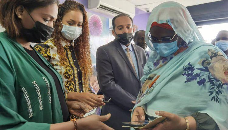 DAKAR - Visite de la Ministre des affaires étrangères du SOUDAN au siège de EXPRESSO Sénégal filiale de SUDATEL (3)