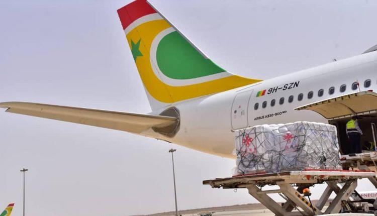 Doses de vaccins au Sénégal