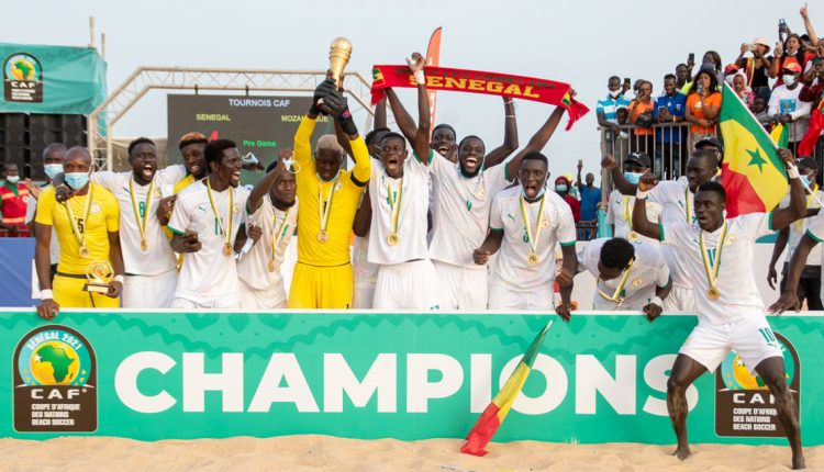 Final - Beach Soccer SENEGAL2021
