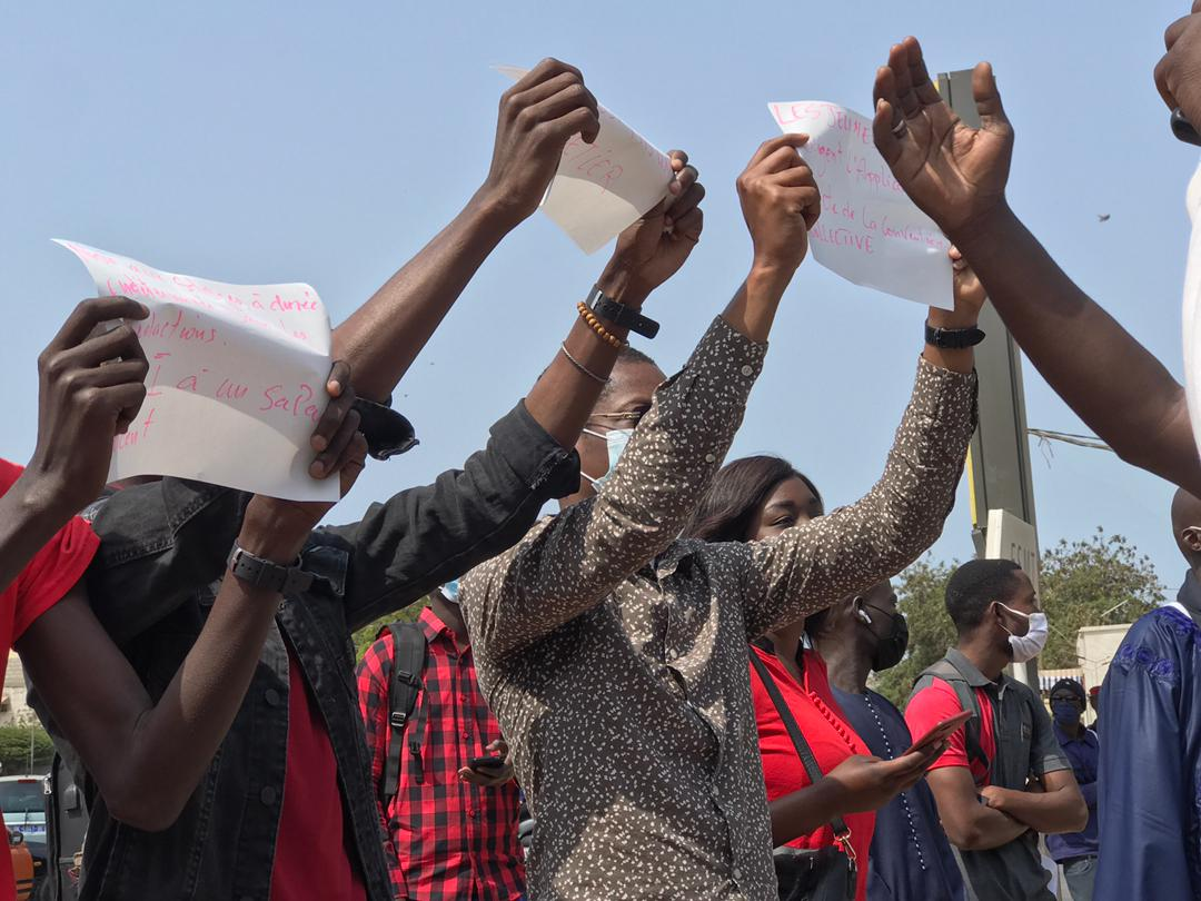 Journée mondiale de la presse au Sénégal