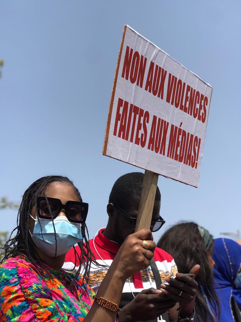 Journée mondiale de la presse, les femmes journalistes au Sénégal