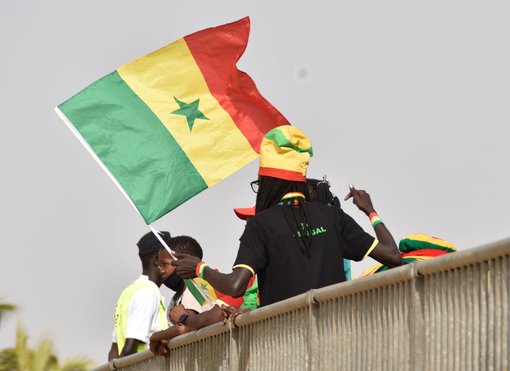 Lions du Sénégal - supporters