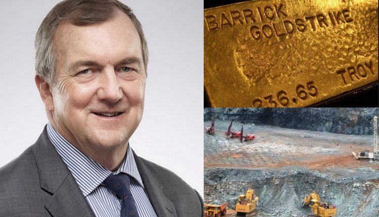 Mark Bristow - Président et directeur exécutif de Barrick Gold Corporation