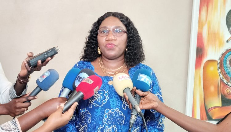 Maty Mbaye - Coordonnatrice du RECREPE