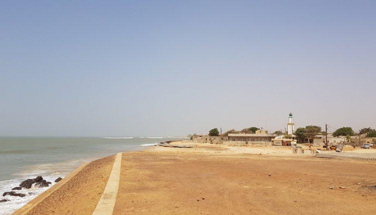 Port de Dakar à Ndayane