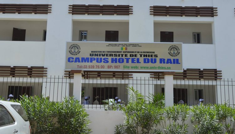 Université de Thiès