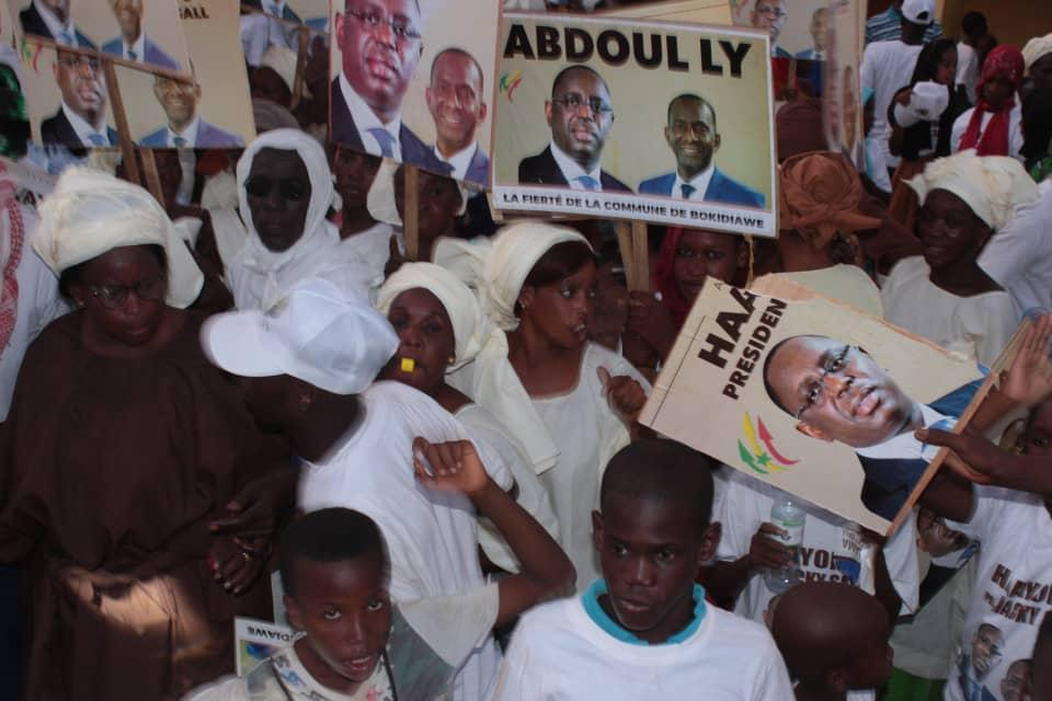 Abdoul Ly mobilise pour Macky Sall