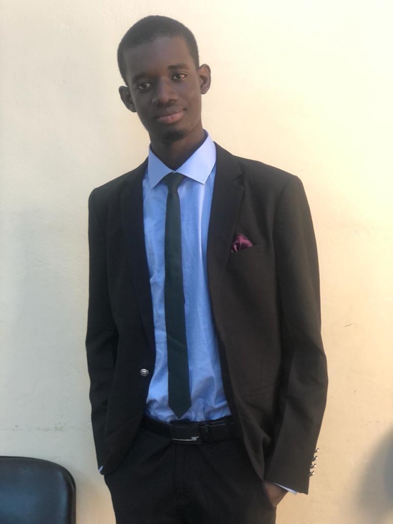 Abdoulaye Dia - Président de l'Amicale de la Nouvelle Génération de Doumga Ouro Alpha