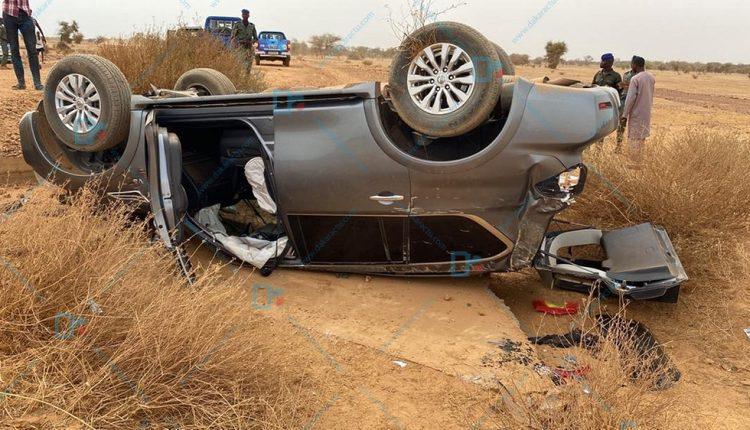 Accident Mbaye Pekh
