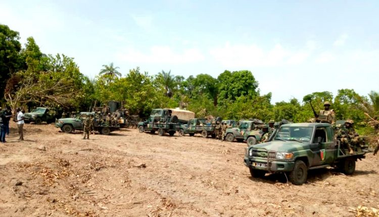 Armée Sénégalaise en Casamance