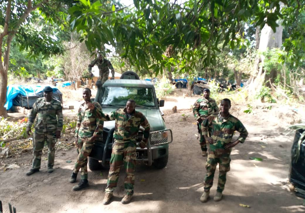 Armée en Casamance