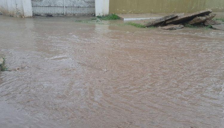 Dakar enregistre sa première forte pluie