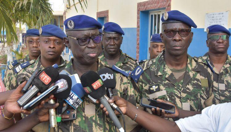 Haut Commandement de la Gendarmerie Nationale