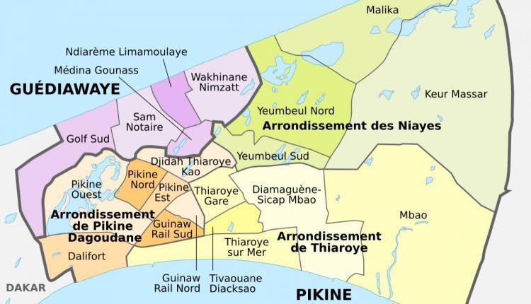 Keur Massar, Dakar, Sénégal