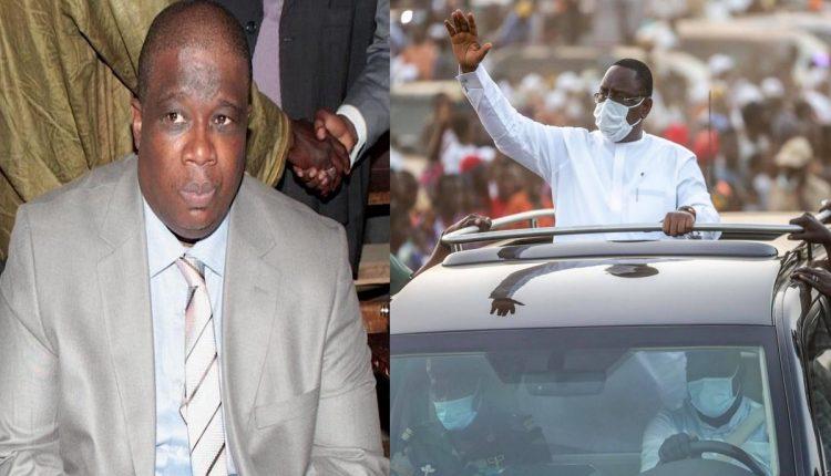 L'ancien ministre Bacar Dia se dit déçu par le Président Macky Sall
