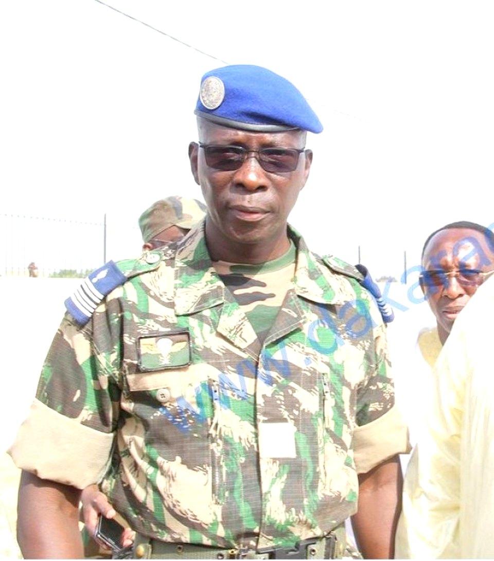 Le Général Moussa Fall nommé Haut commandant de la gendarmerie nationale, directeur de la justice militaire