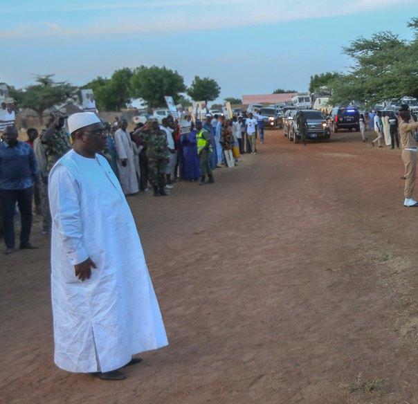 Le collectif pour la défense des intérêts du BOSSEA alerte Macky Sall sur des cas de spoliations foncières